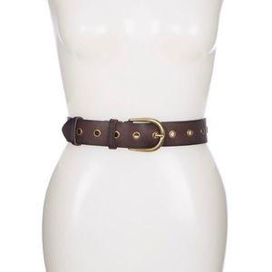 NWT Frye leather belt